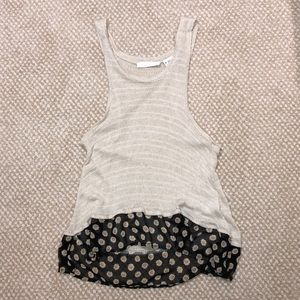 💜 3/25$ Urban Outfitters Daisy Tank Top